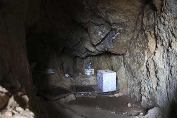 부석사 내 독립운동가로 큰 역할을 하신 만공스님이 공부하던 토굴