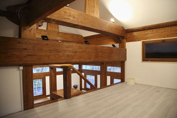 벽장 바닥과 상부구조