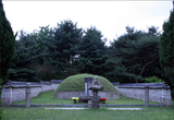 동작동 국립묘지의 중종후궁 창빈안씨 무덤